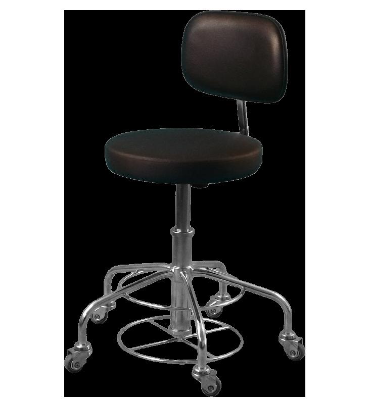 Nerezová stolička pre lekára 2603