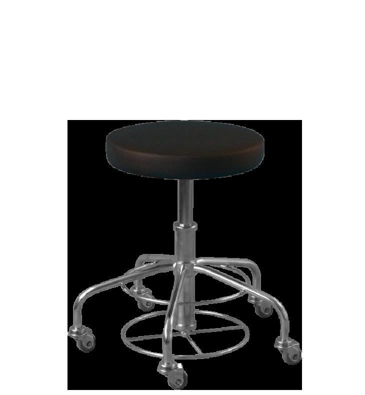 Nerezová stolička pre lekára 2604