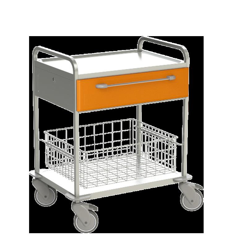 Viacúčelový vozík NEREZ2722