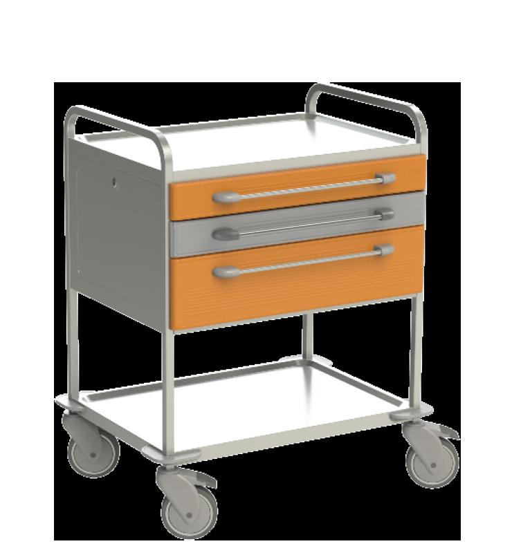 Viacúčelový vozík NEREZ2726