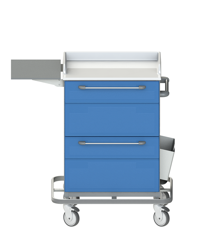 Vizitový vozík VZX 1