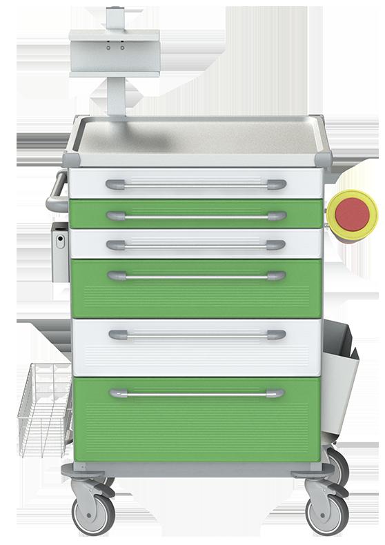 Liekový vozík LIX 3
