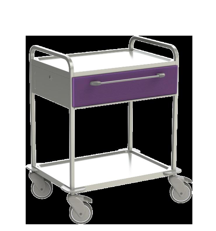 PRedná strana: Viacúčelový vozík NEREZ2720