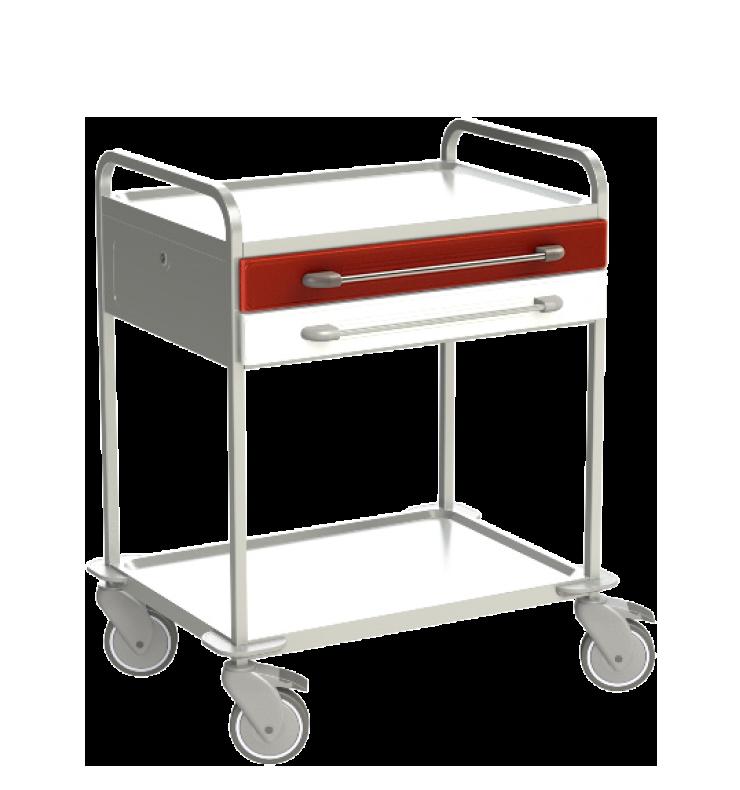Viacúčelový vozík NEREZ2721