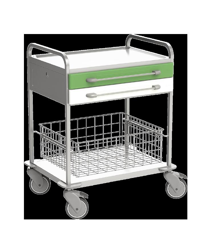 Viacúčelový vozík NEREZ2723