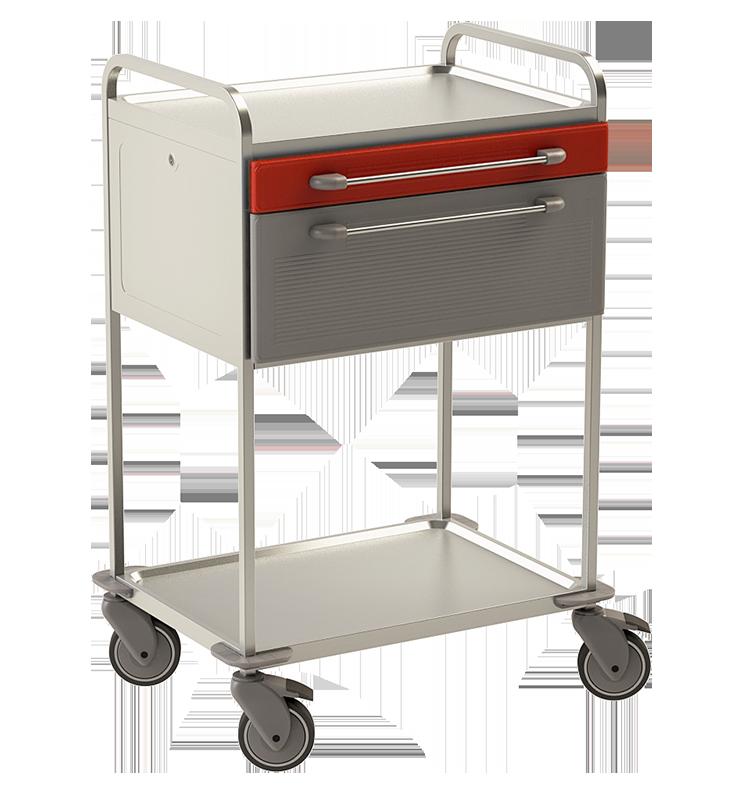 Viacúčelový vozík NEREZ2733
