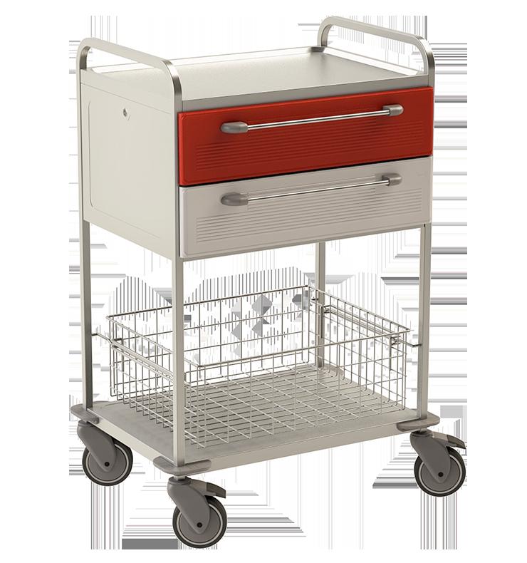 Viacúčelový vozík NEREZ2734