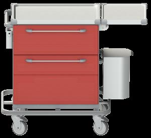 Vizitový vozík VZX 3