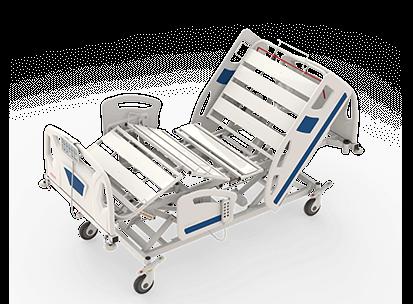Elektrické lôžko pre nadštandardnú starostlivosť FBET-ICU