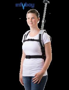 Prenosný infúzny ruksak INFUBOY