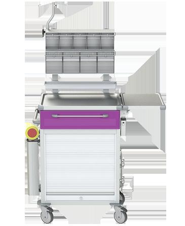 Anesteziologický vozík AEX 1