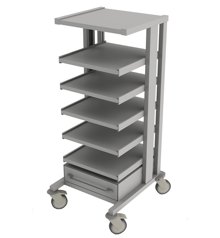 Endoskopický vozík ATYPK180