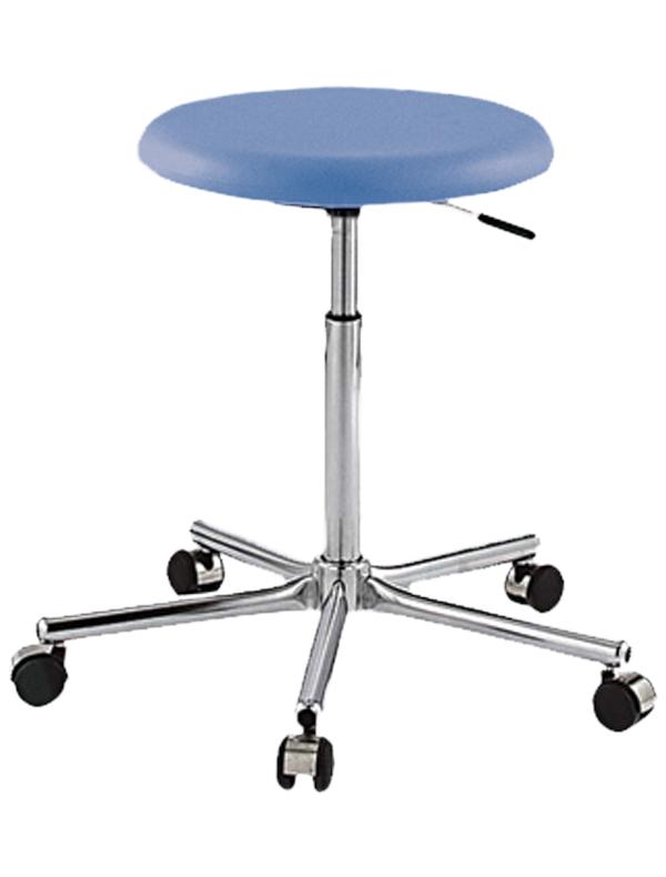 PRedná strana: Laboratórna stolička FORM