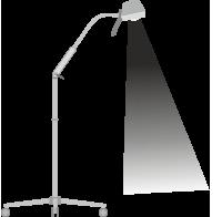 Vyšetrovacie lampy