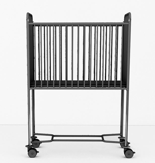 PRedná strana: Detská postieľka NINO Standard