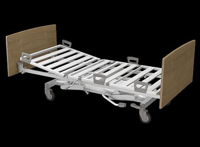 Hydraulické opatrovateľské lôžko VICO CARE