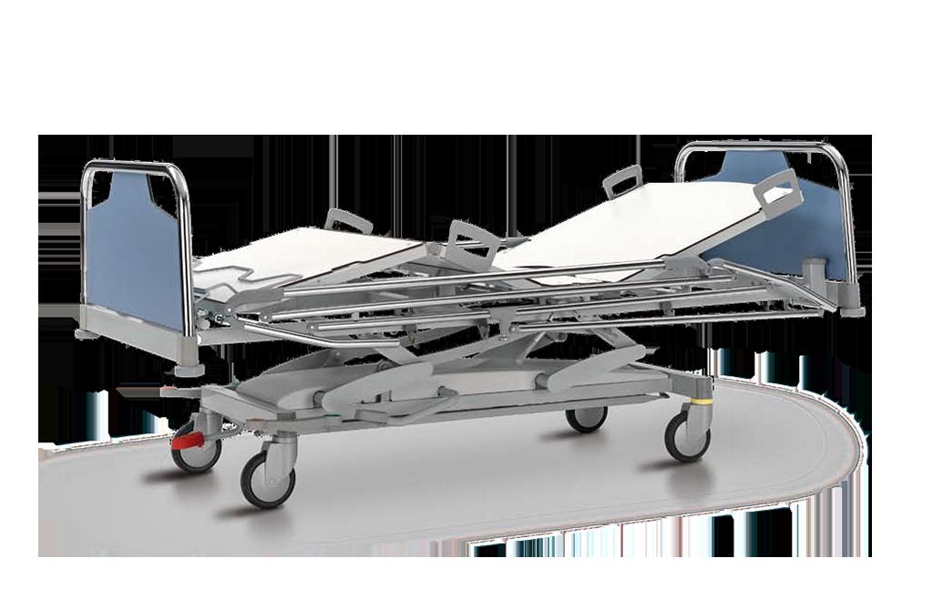 Hydraulické lôžko pre štandardnú starostlivosť VICO